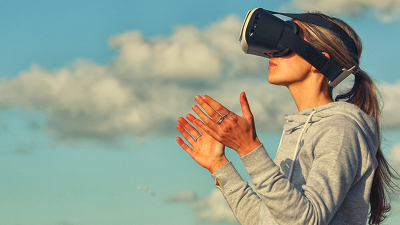 Realidad Virtual ROI UP Agency