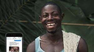Chatbot Charity Social Media