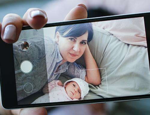 Mamás y las redes sociales: una oportunidad de oro para los negocios