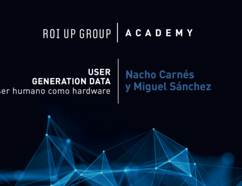 User generation data: el ser humano como hardware