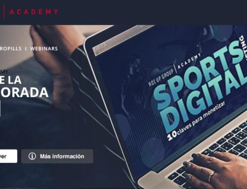 Pégate un maratón con los webinars de ROI UP Academy
